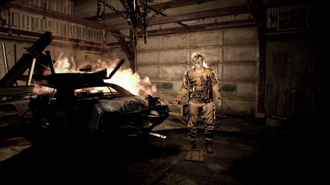 Capcom Recomienda Jugar A Resident Evil Vii En Ps4 Pro Laps4
