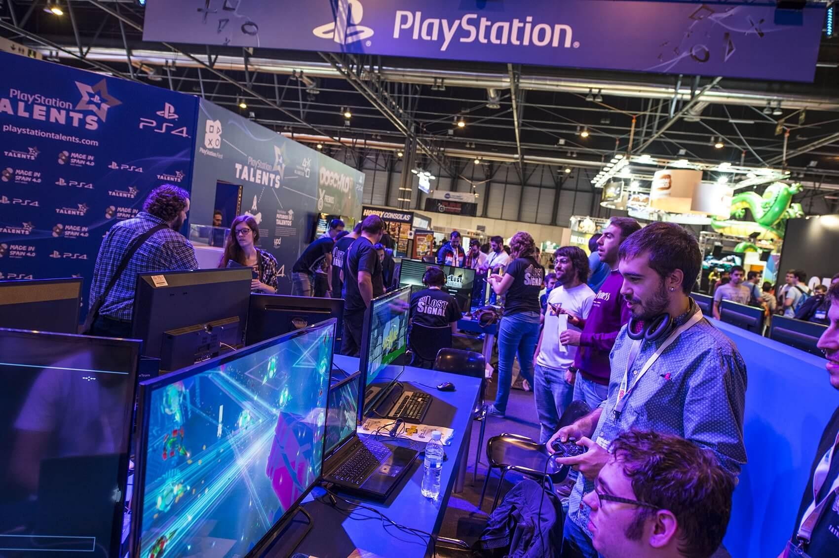 Los juegos indies de PlayStation Talents estarán en Madrid Games Week