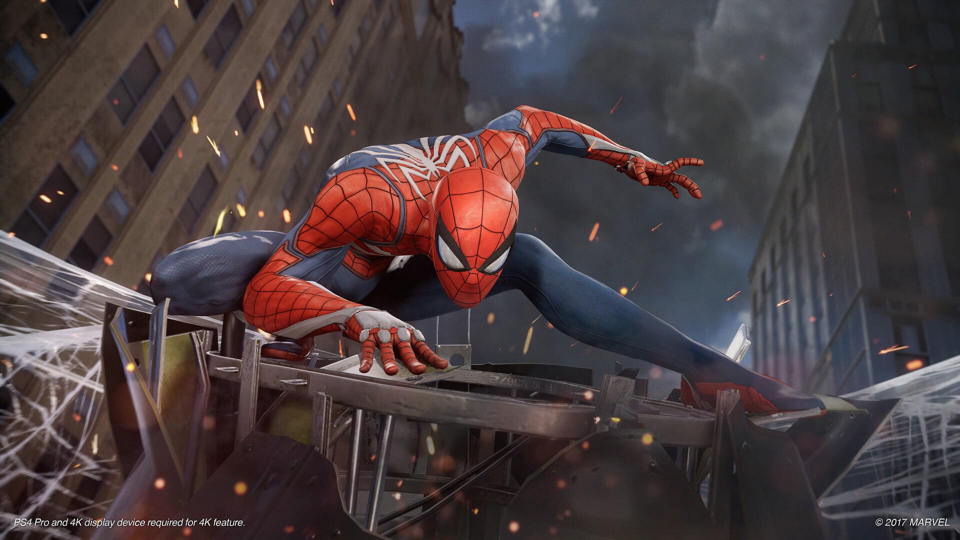 Análisis – Marvel's Spider-Man