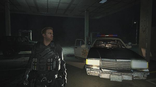 Código de Resident Evil 2 esconde un modelo de Chris Redfield