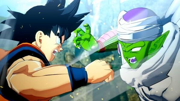 Dragon Ball Game Project Z: Action RPG llegará a la PS4 en 2019