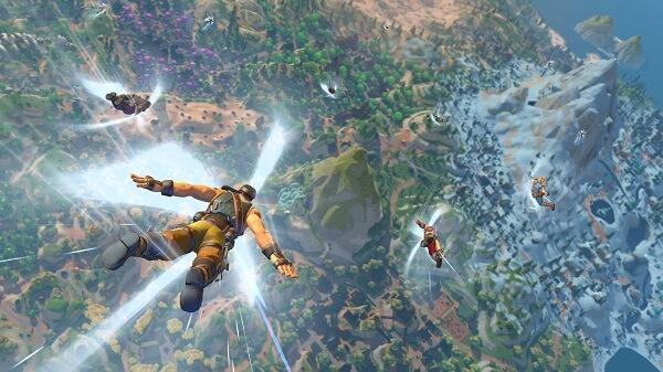 Beta abierta de Realm Royale está disponible desde hoy en PlayStation 4