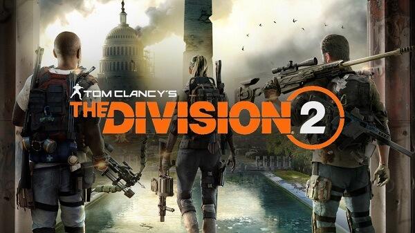 The Division 2 Portada