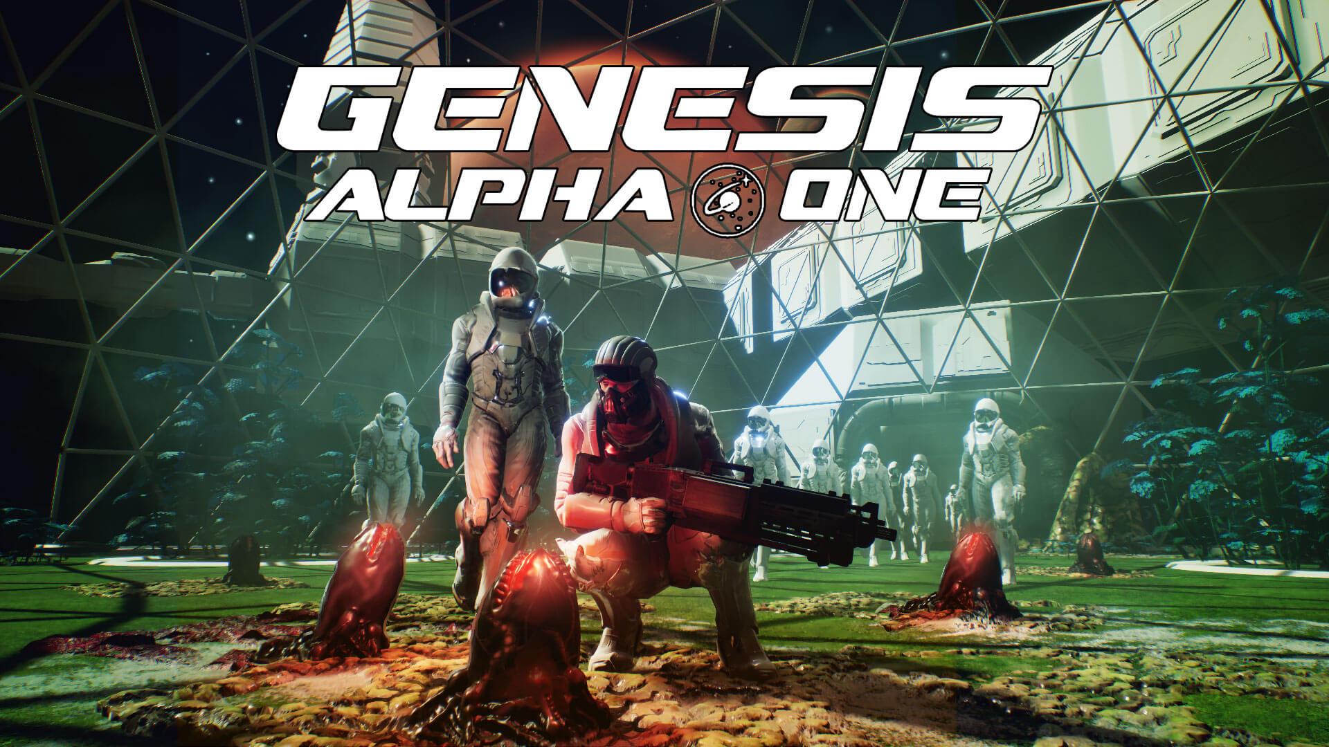 Portada de Genesis Alpha One