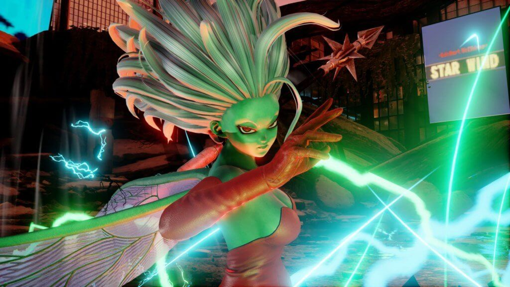 Garena en Jump Force