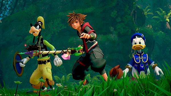 Kingdom Hearts III revela sus contenidos que recibirá tras su lanzamiento