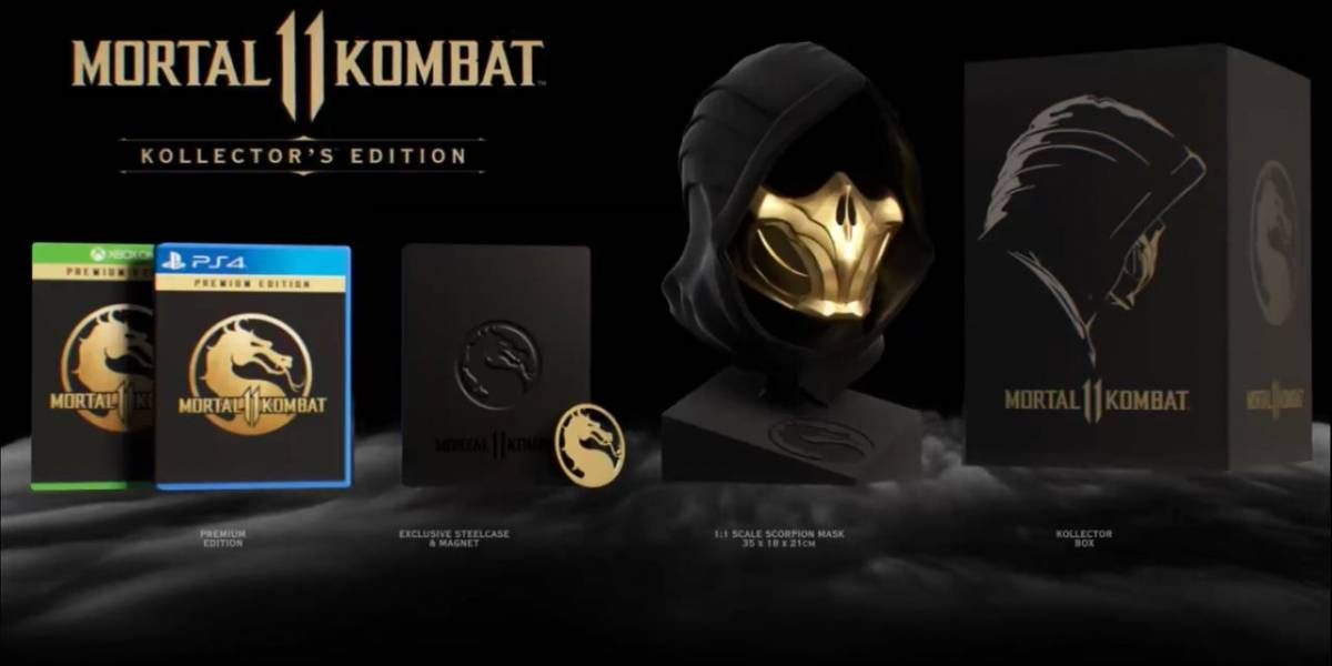 Mortal Kombat 11: Kollector's Edition
