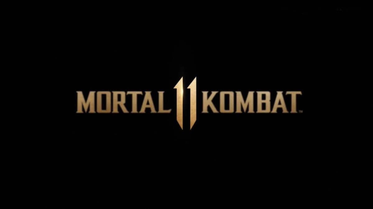 Logo de Mortal Kombat 11