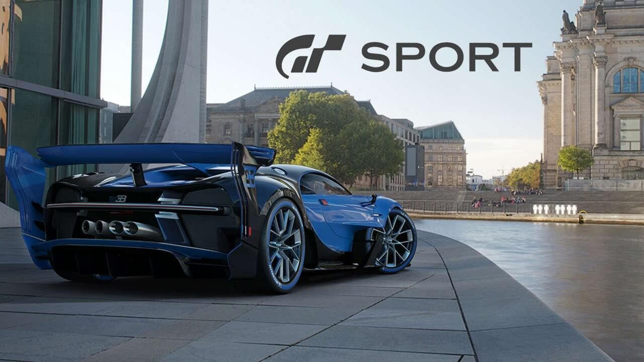 actualizacion gran turismo sport