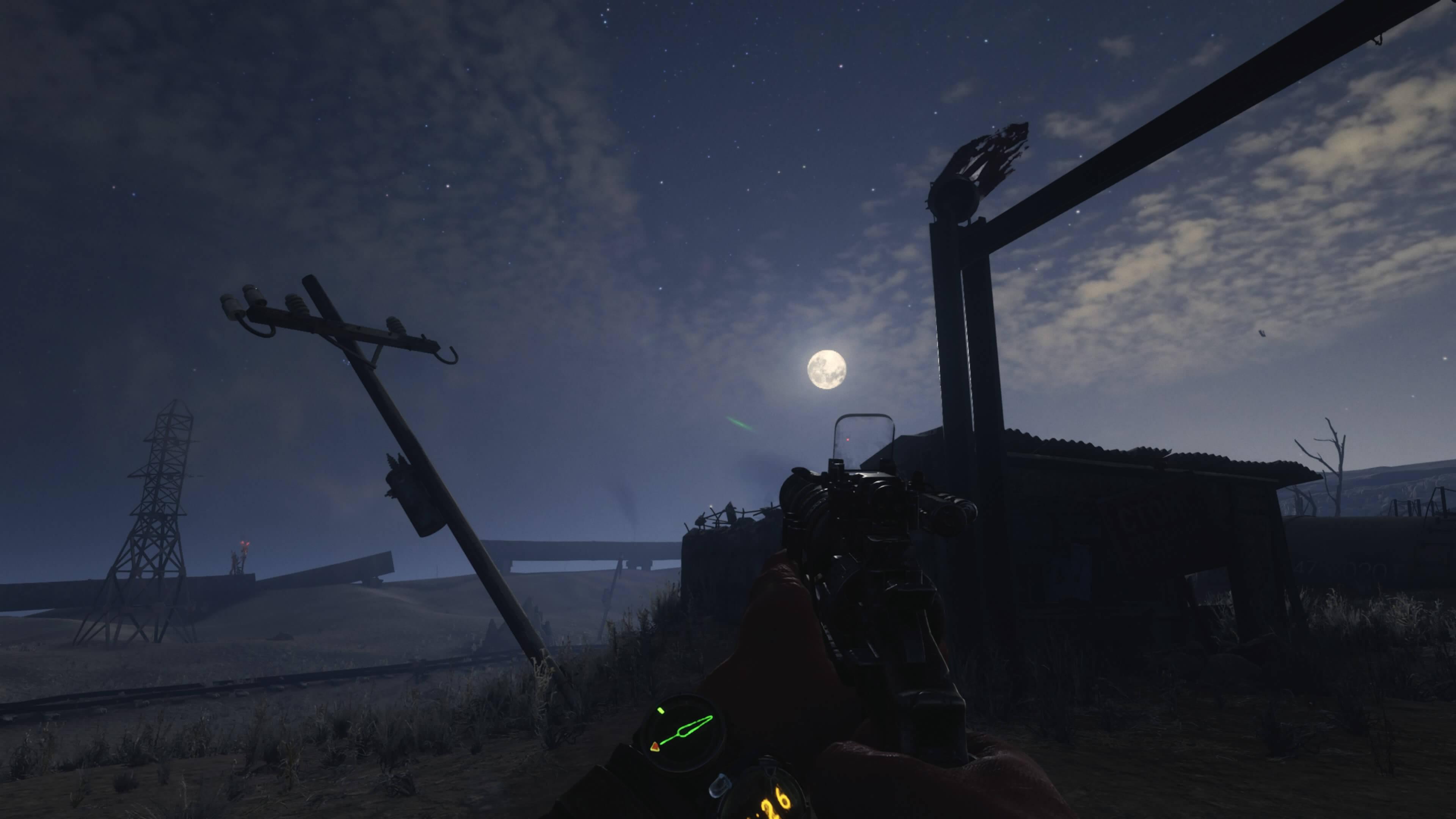 Metro Exodus Noche