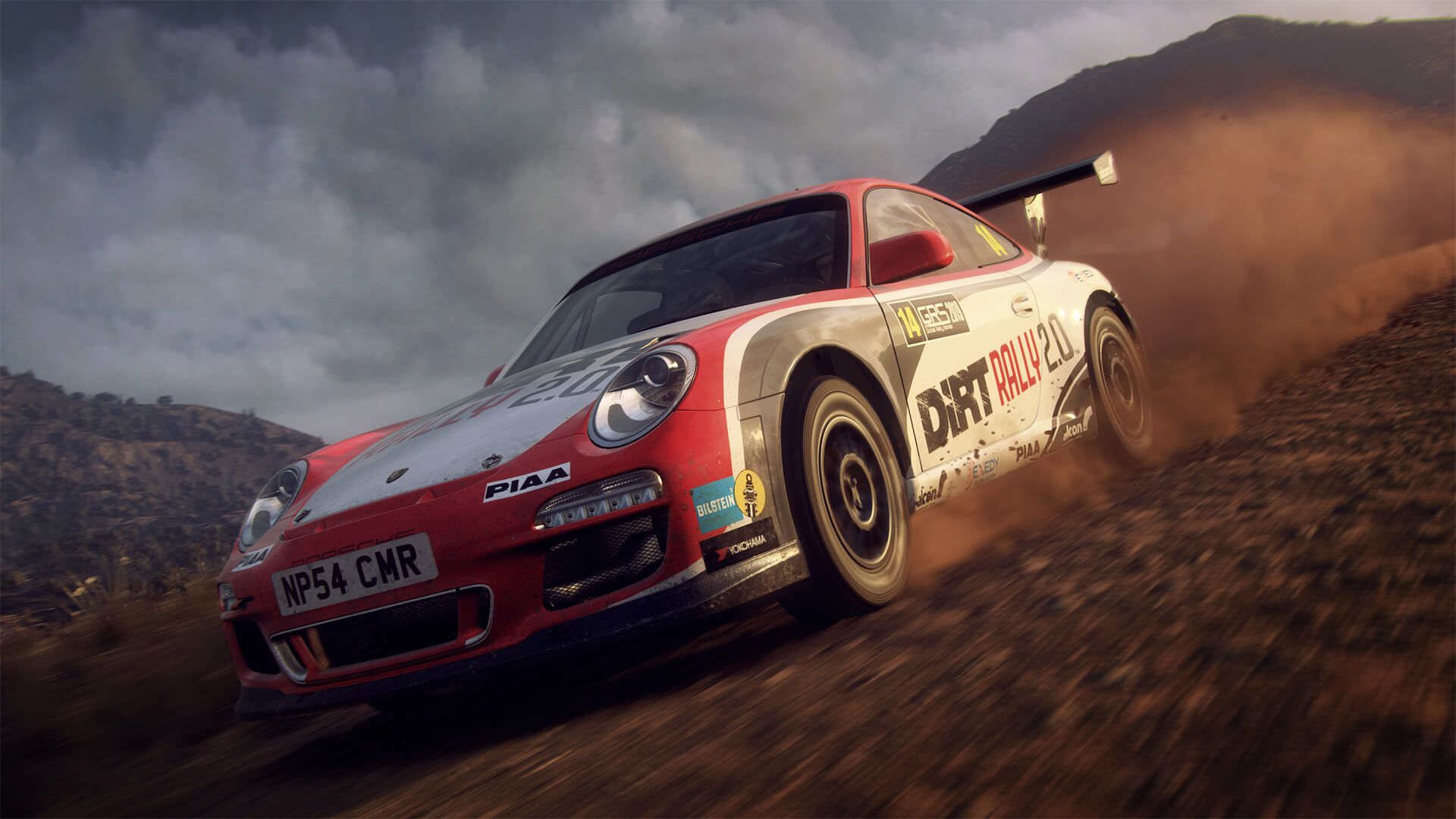 Dirt Rally 2.0 Porsche
