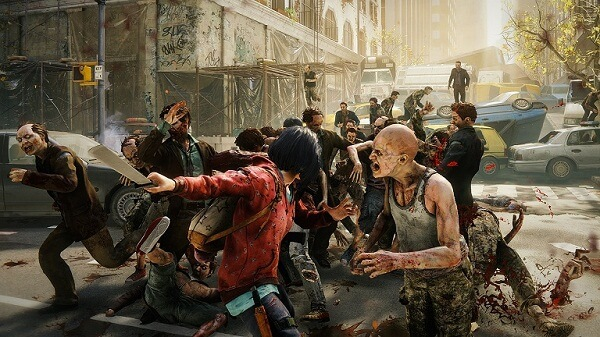 World War Z ya está disponible en PlayStation 4