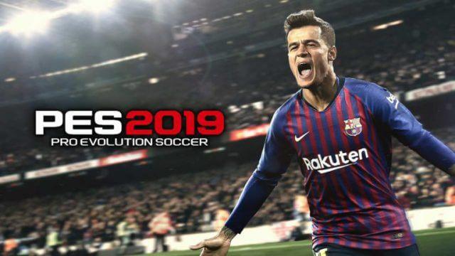 Descarga PES 2019 gratis — PS Plus julio