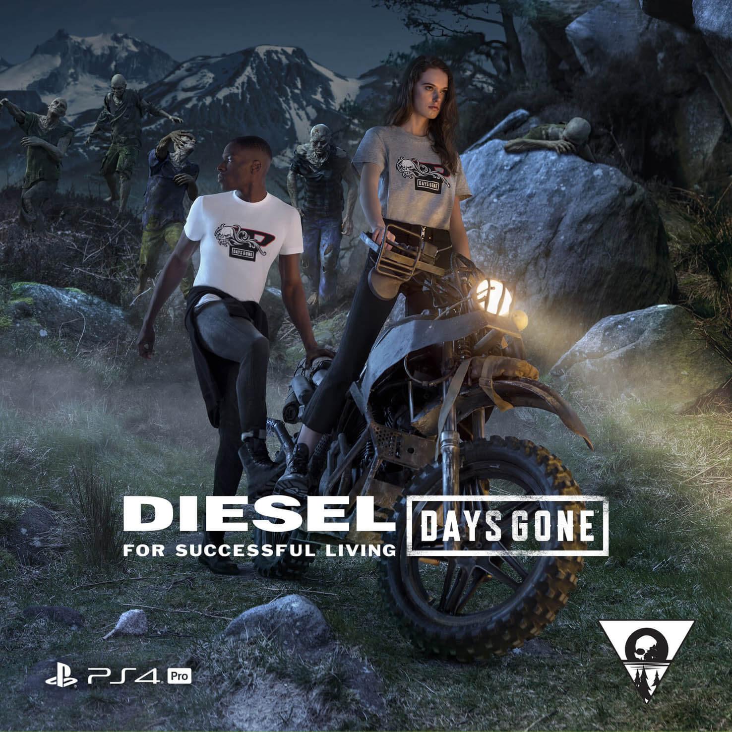 Days Gone Diesel
