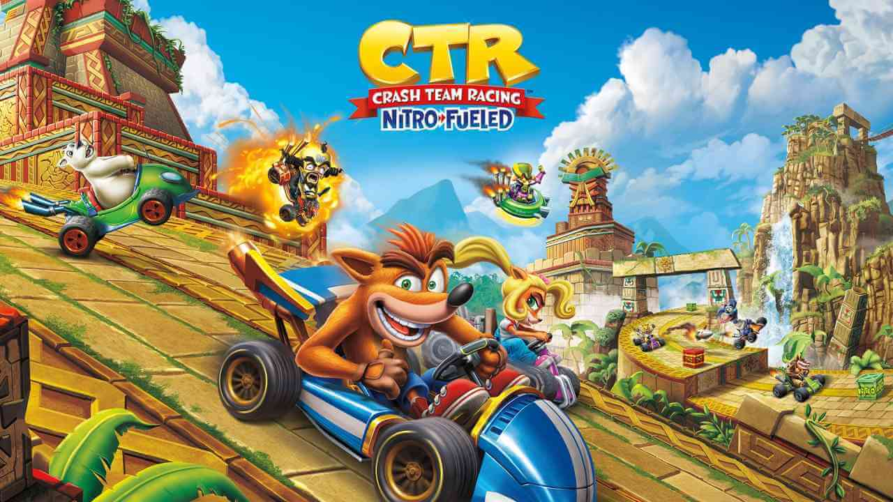 Análisis – Crash Team Racing Nitro Fueled