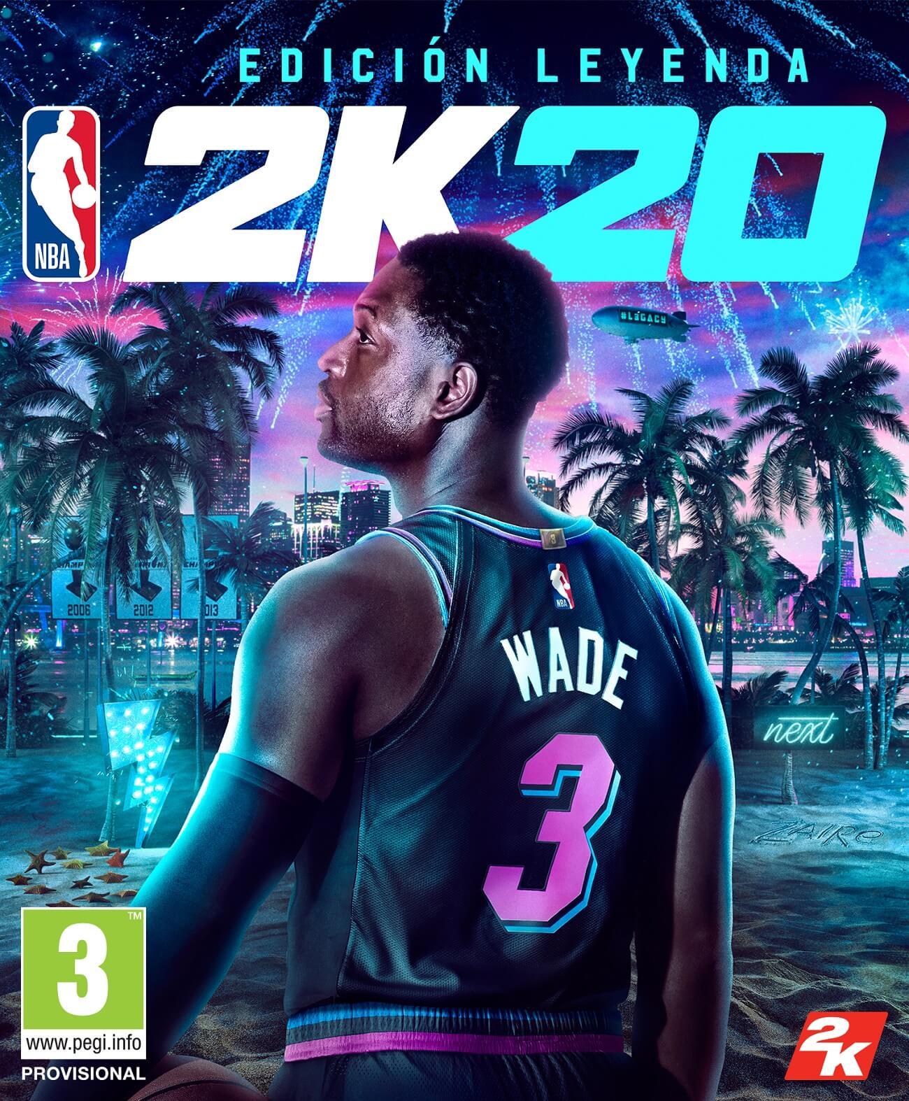 NBA 2K 20