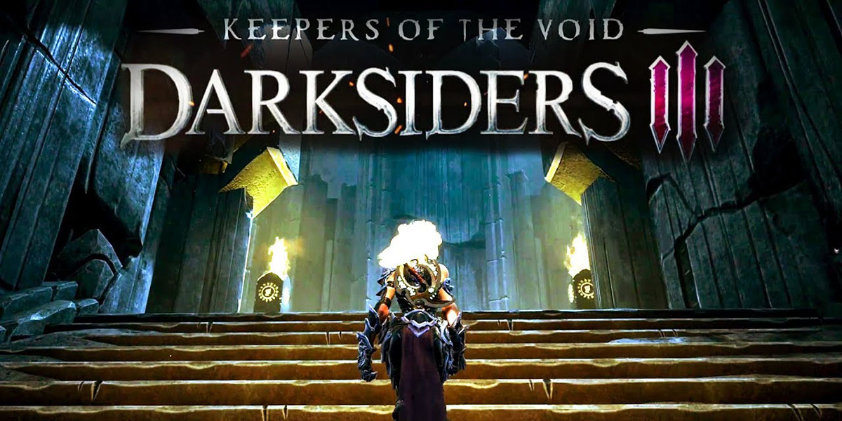 Darksiders 3 DLC Keepers of the Void