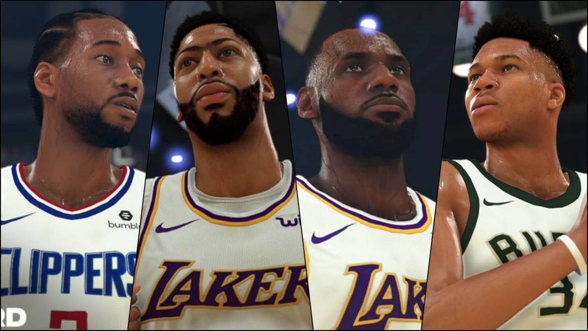 Demo de NBA 2K20 PS4