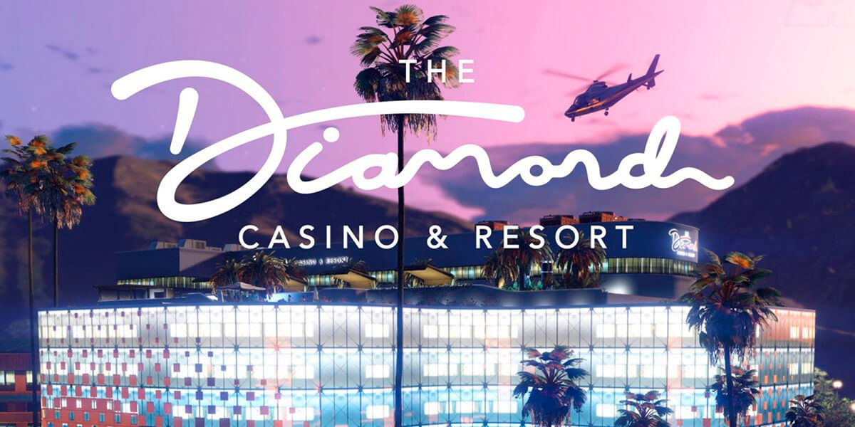 GTA Online DLC Diamond Casino