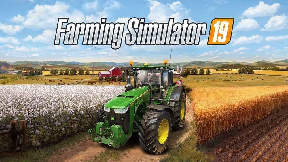 Farming Simulator 2019 Portada