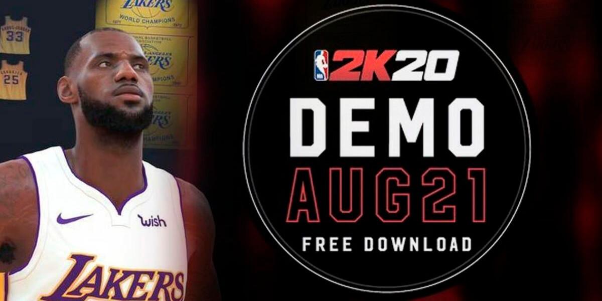 NBA 2K20 anuncia su demo gratuita