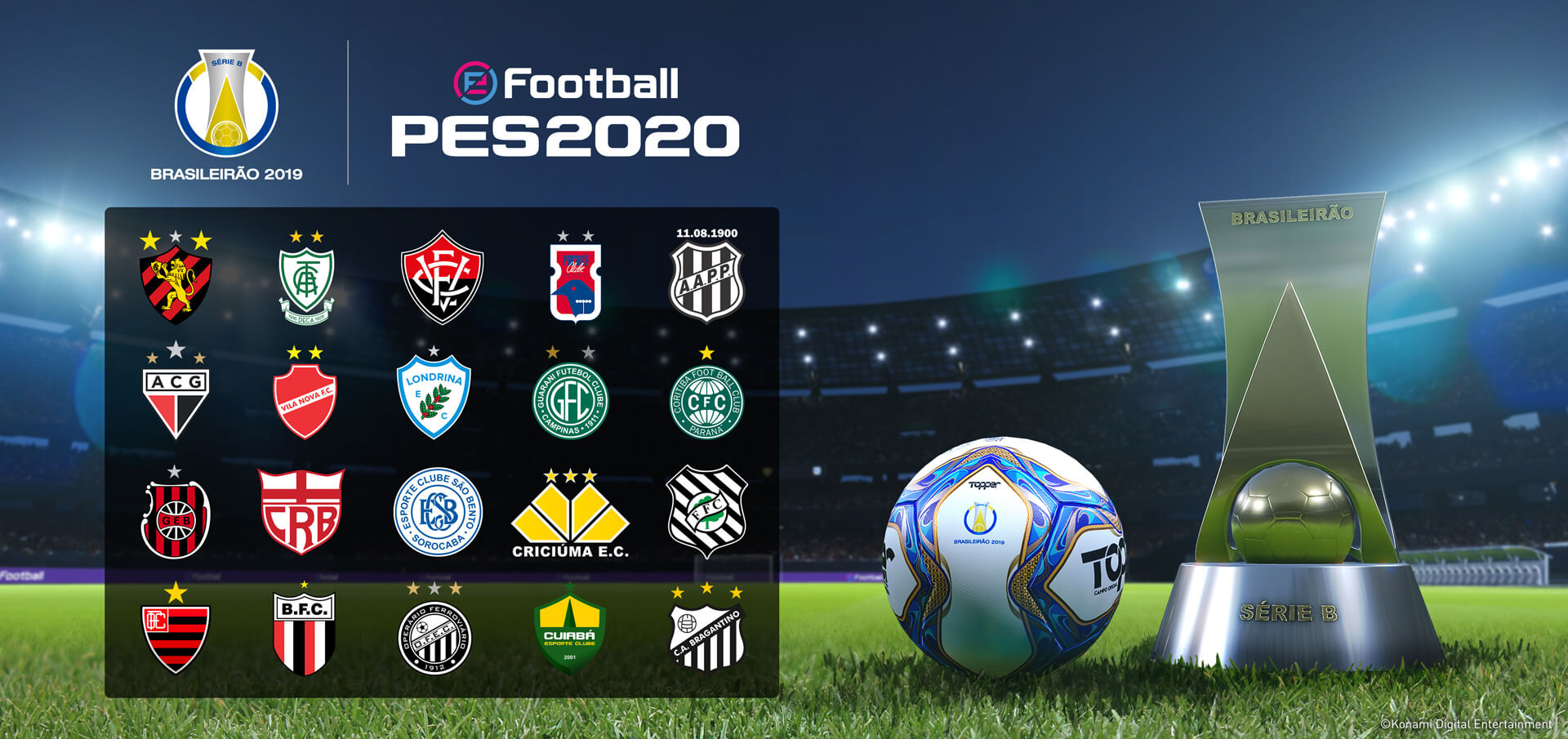 eFootbal PES 2020