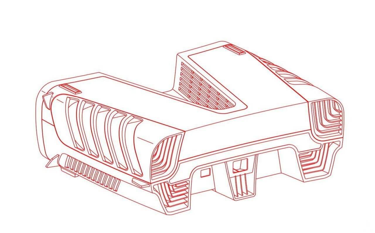 Playstation 5 muestra su patente