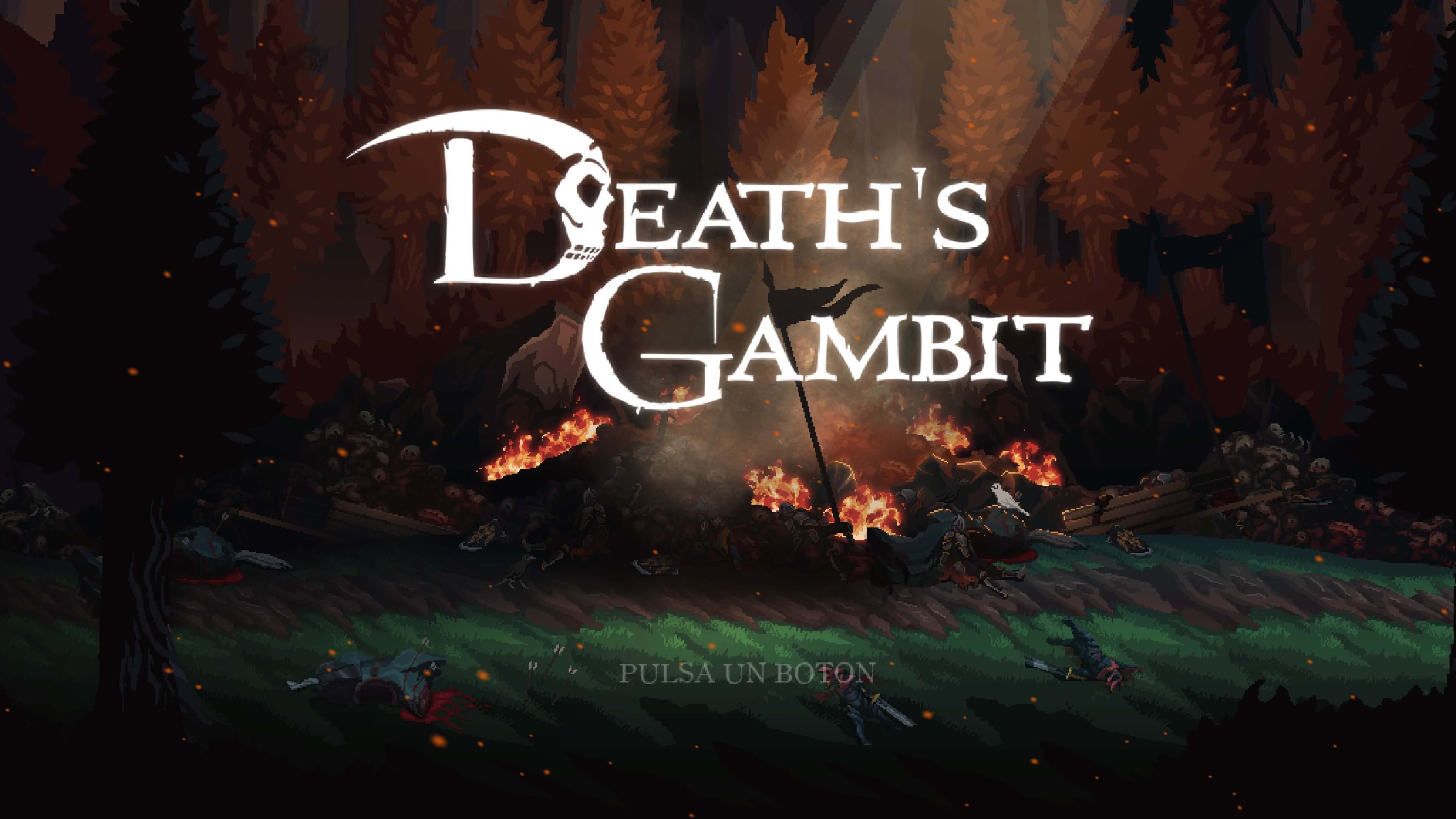 Death´s Gambit Análisis