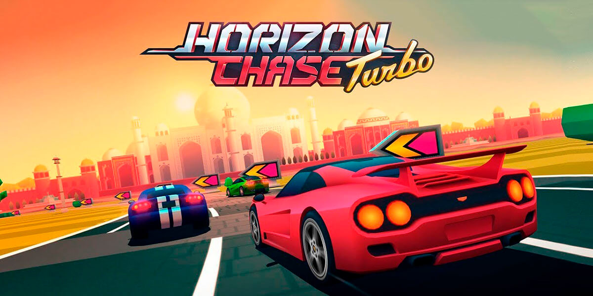 Horizon Chase Turbo analisis PS4