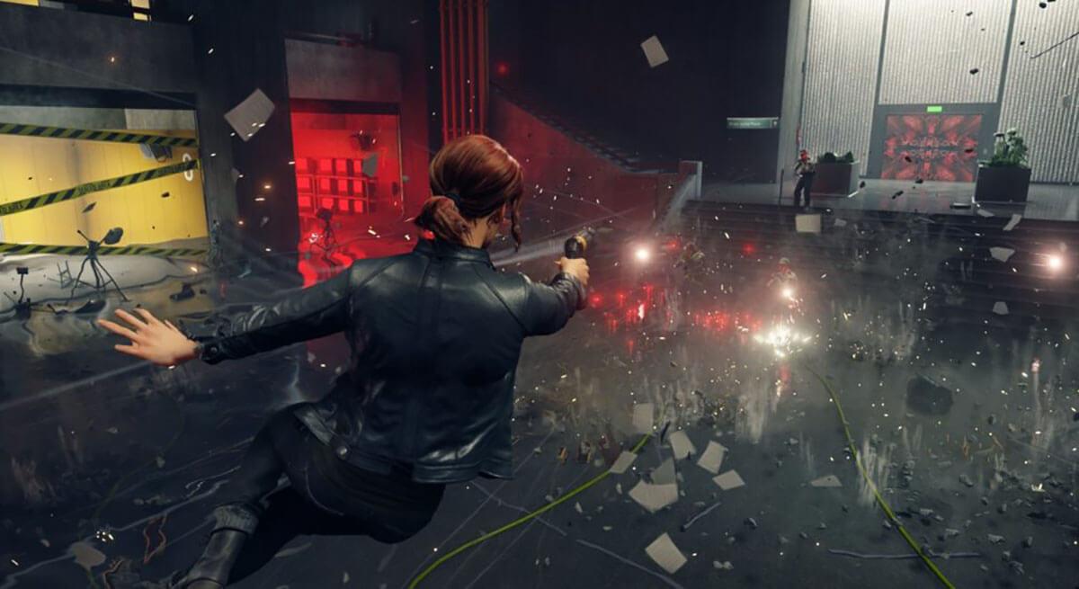 Juego Control para PlayStation 4