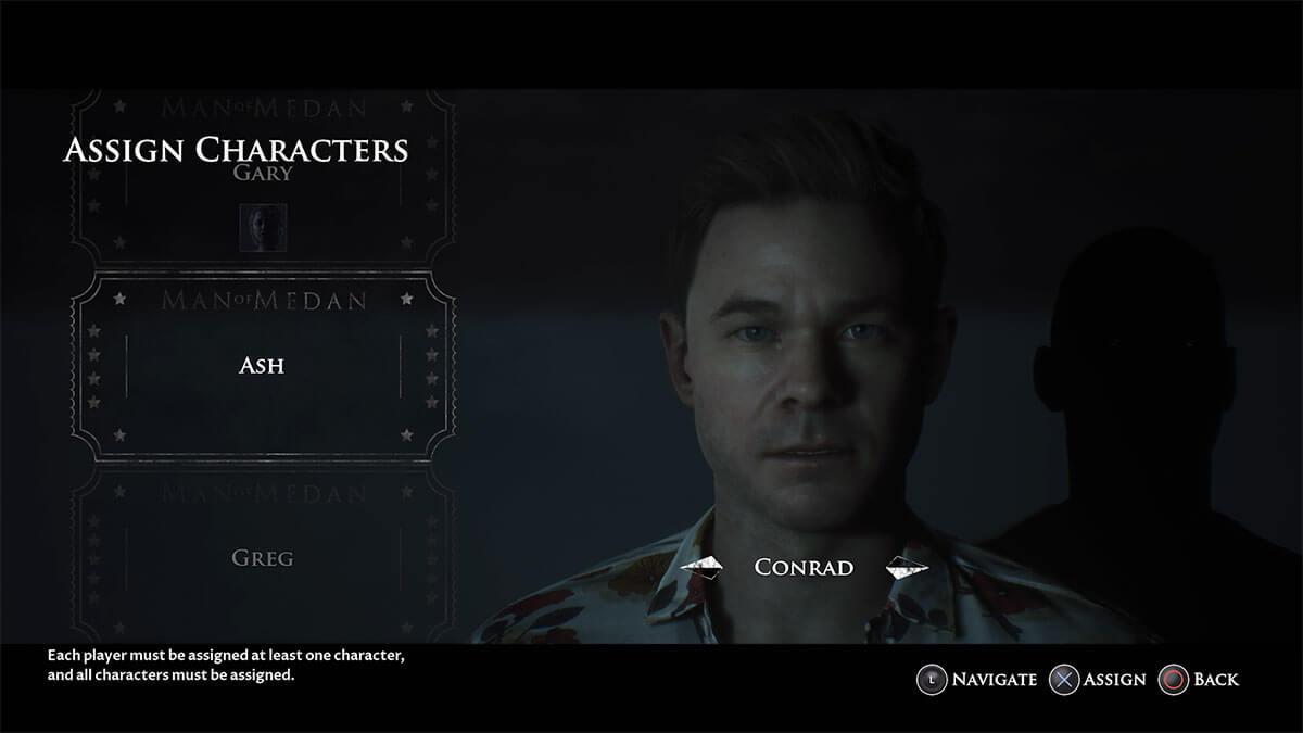 Man of Medan multijugador
