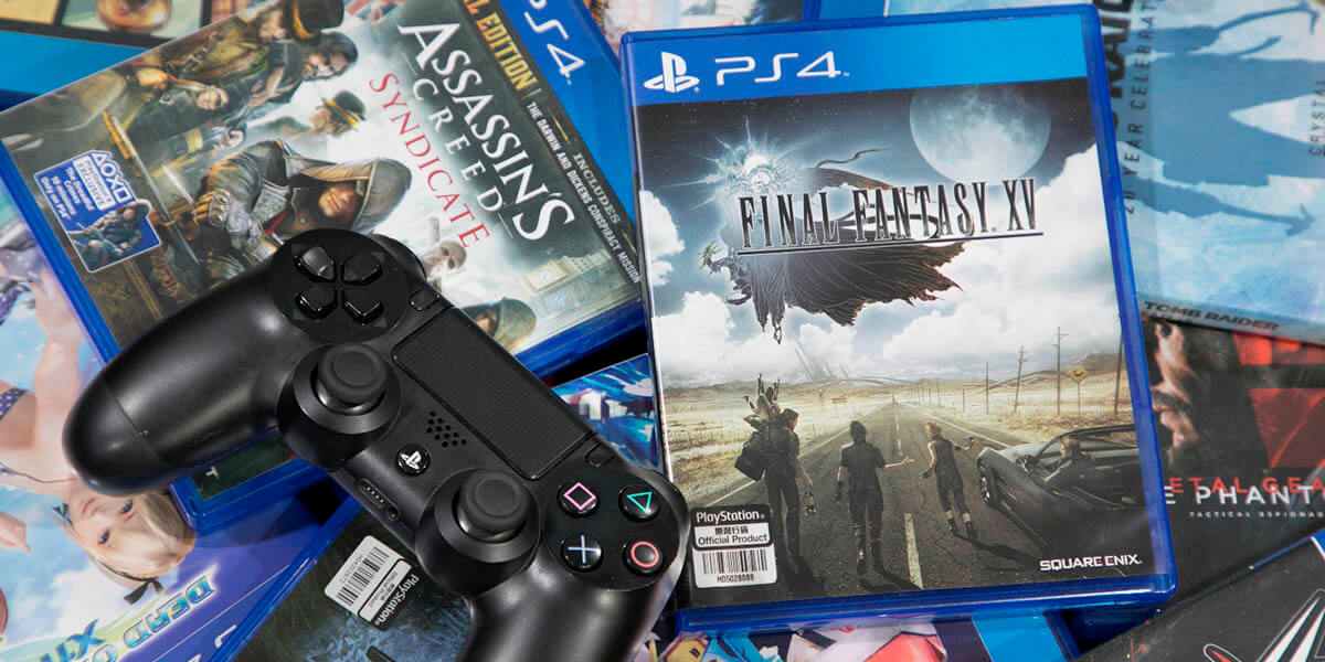 PS4 vende mas juegos digitales que fisicos