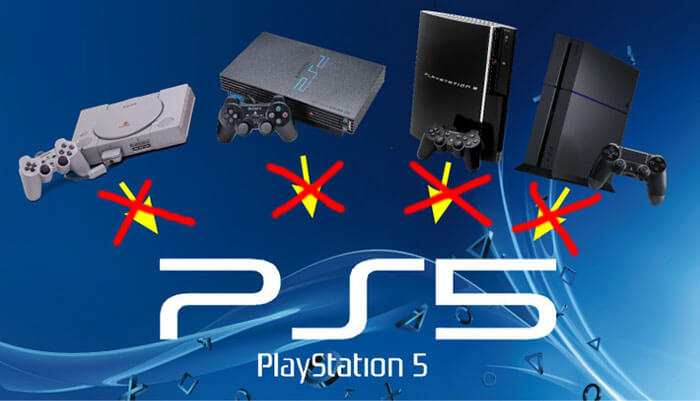 PS5 retrocompatible