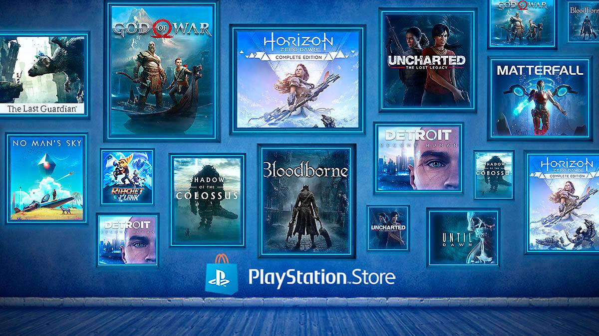 Ventas de juegos digitales vs fisicos