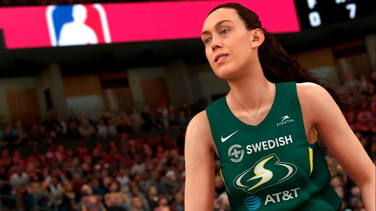 WNBA llega al NBA 2K20