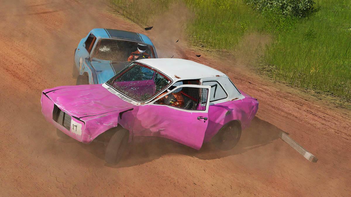 Wreckfest autos ps4