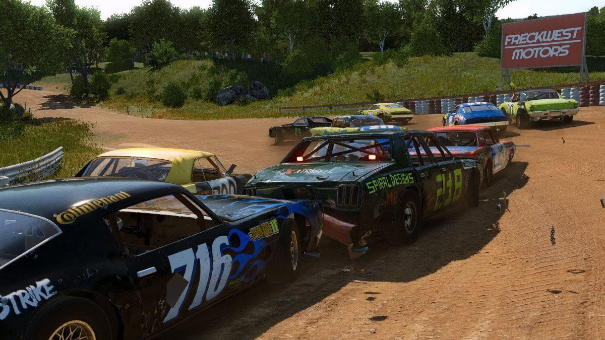 Wreckfest carreras ps4