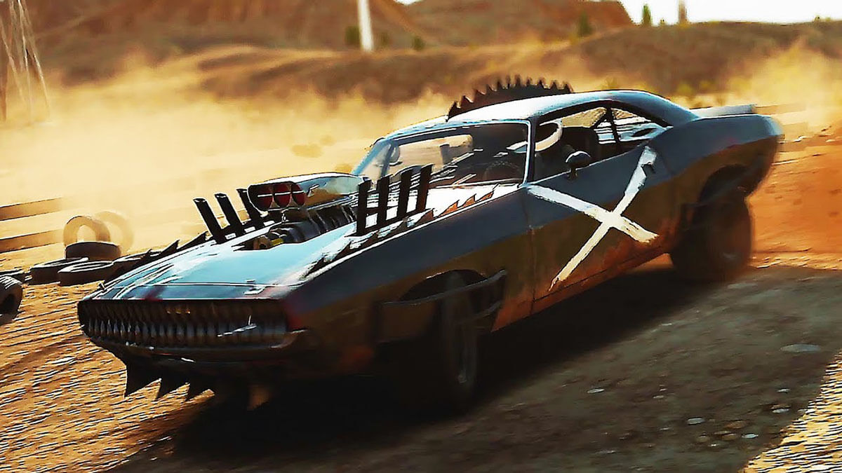 Wreckfest coches ps4
