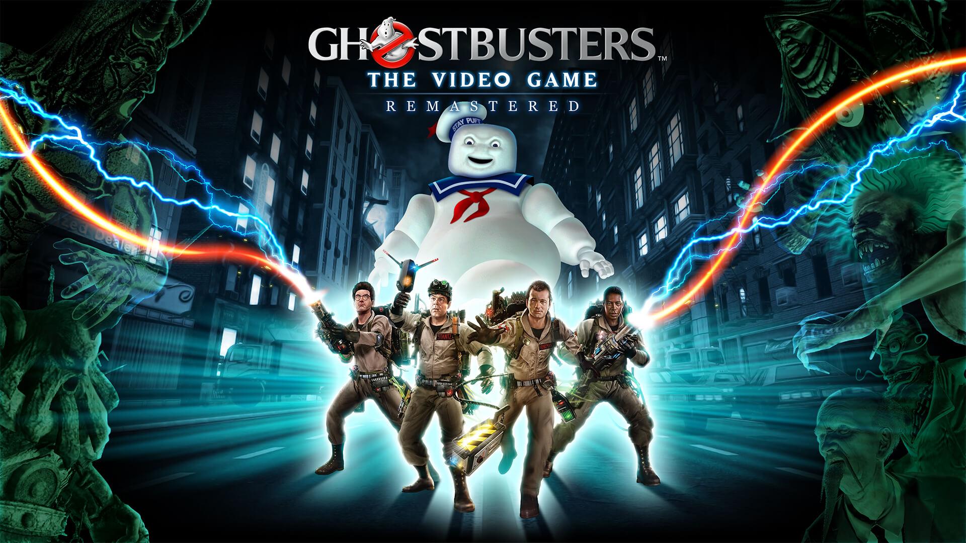 Portada ghostbusters