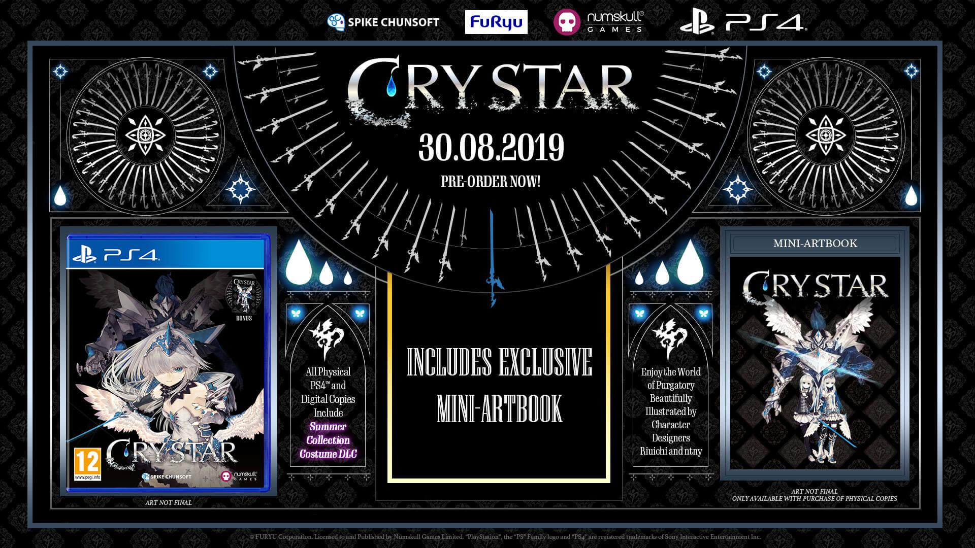 Crystar Portada