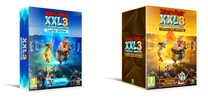 Asterix y Obelix Ediciones