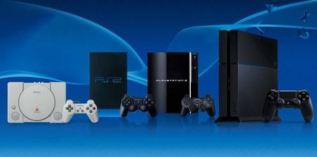 Retrocompatibilidad entre consolas PlayStation