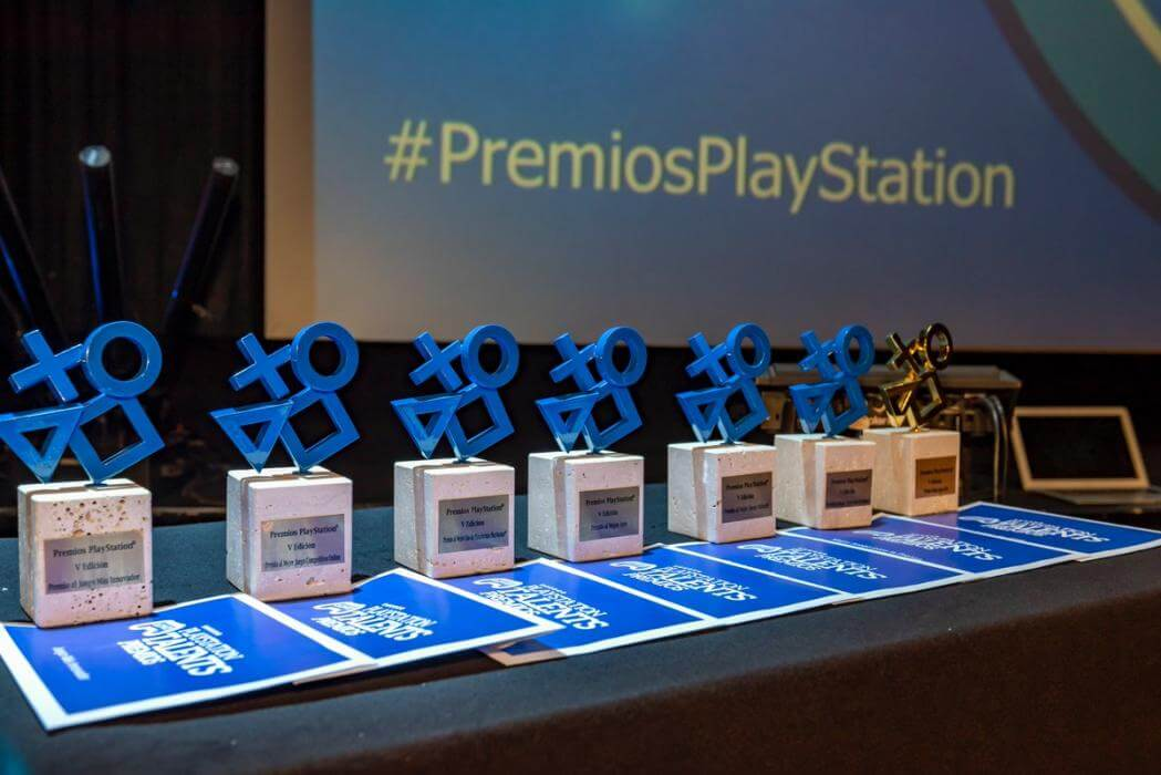 Premios PlayStation 2019