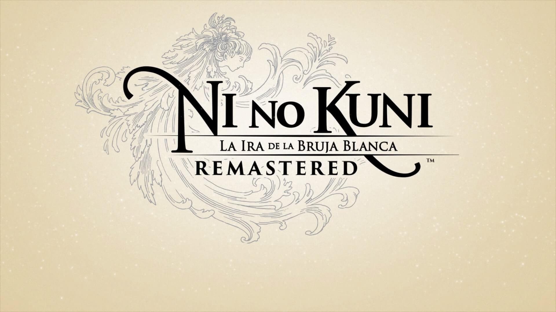 Portada Ni no Kuni: La Ira de la Bruja Blanca Remastered