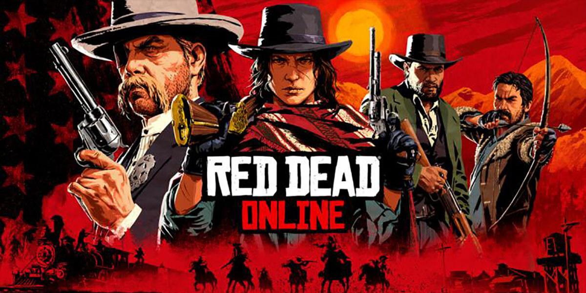 Nueva actualizacion para Red Dead Online
