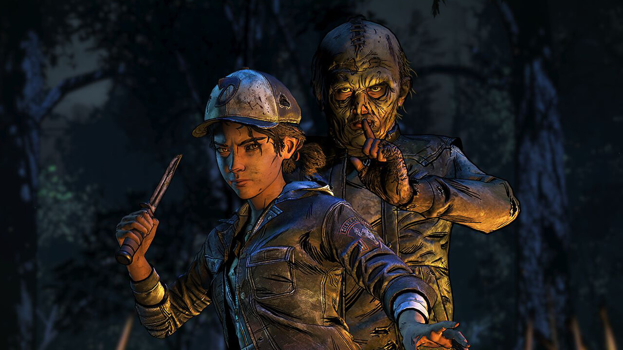 The Walking Dead La PS4