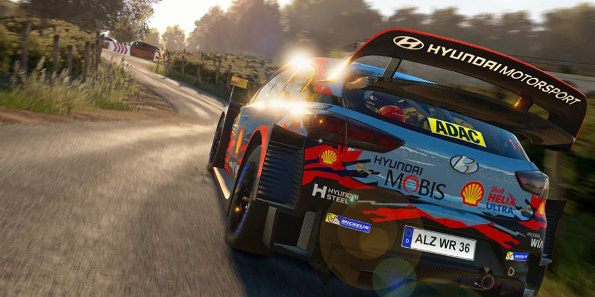 WRC 8 analisis PS4