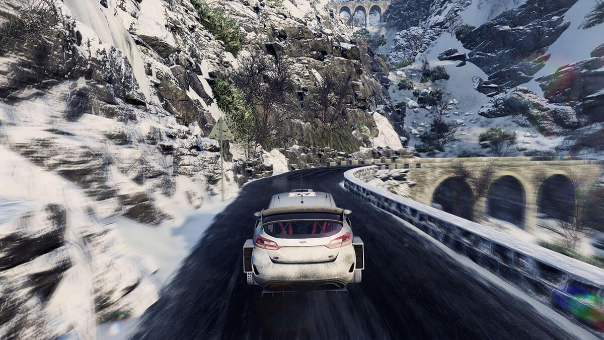 WRC 8 graficos