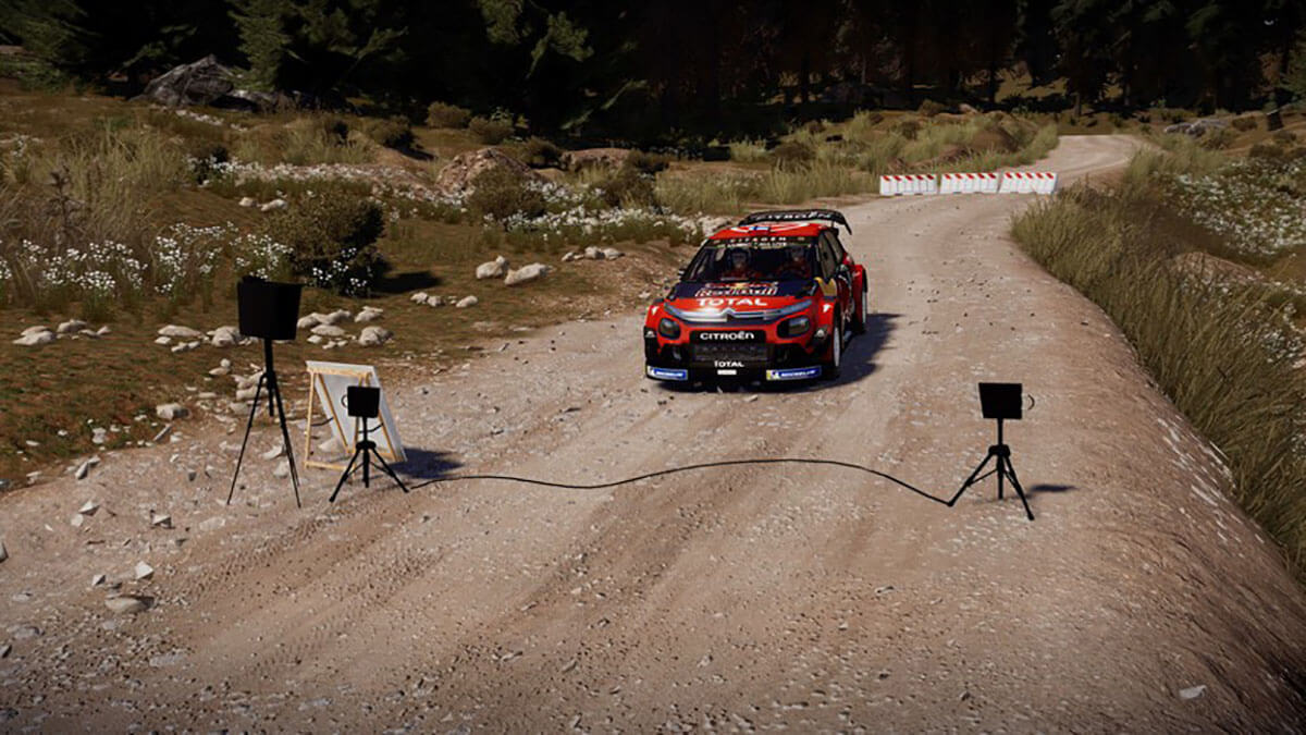 WRC 8 modos de juego