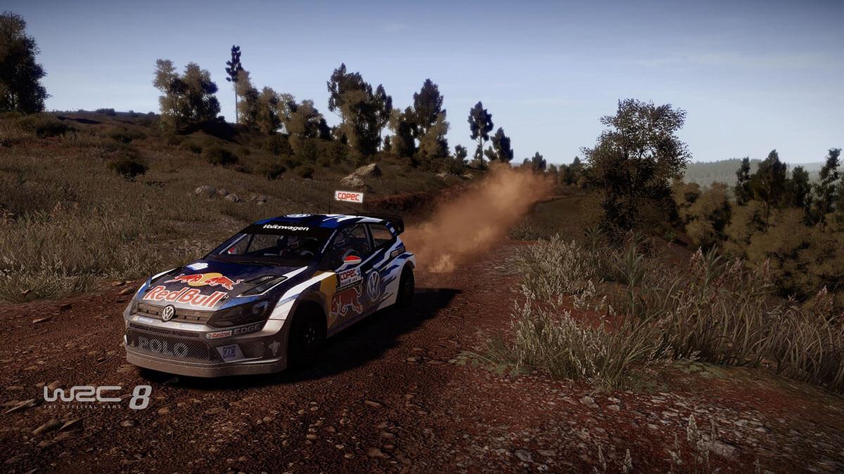 WRC 8 novedades